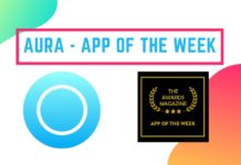 Aura - App of the Week