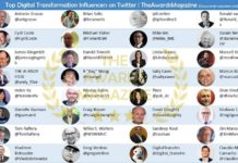 Digital Transformation Influencers