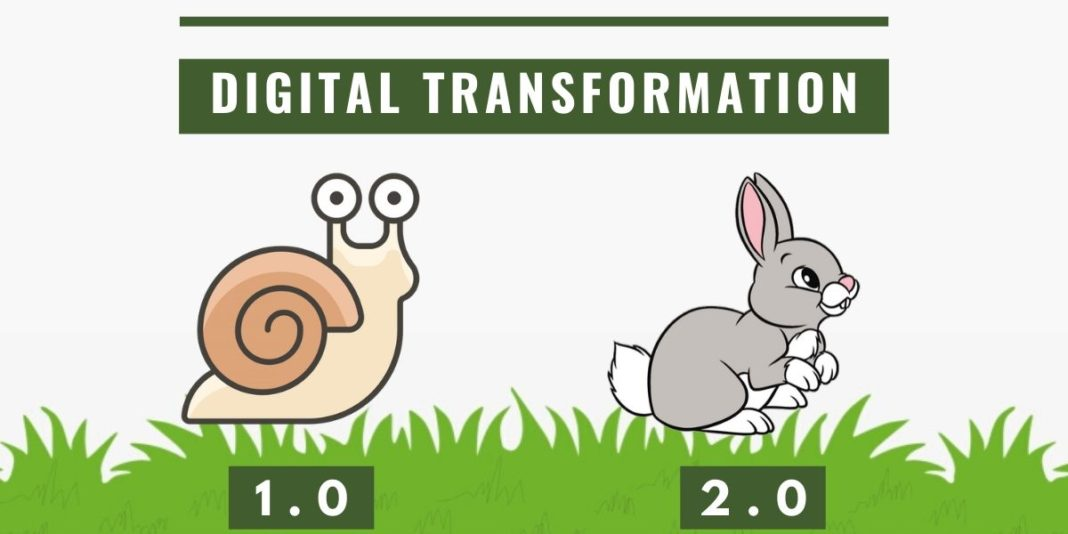 Digital Transformation 2.0