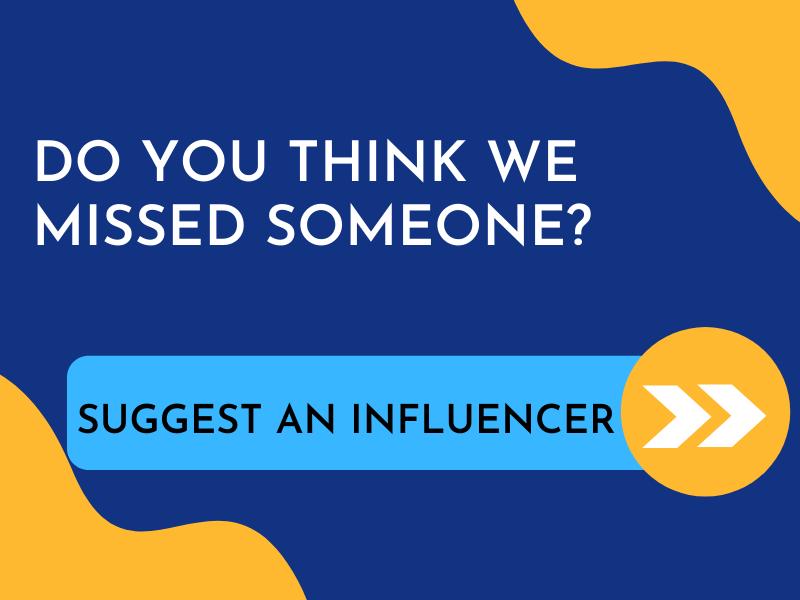 Suggest an Influencer