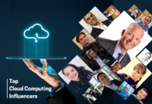 Cloud Computing Influencers of twitter & linkedin - 2020