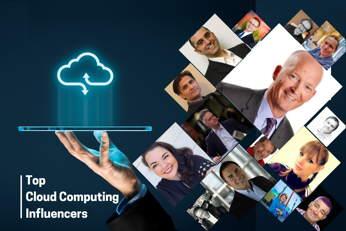 Top 15 Cloud Computing Influencers Bringing Revolution into the World of Cloud Computing