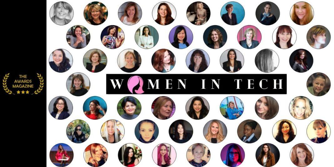 top women in tech influencers 2020