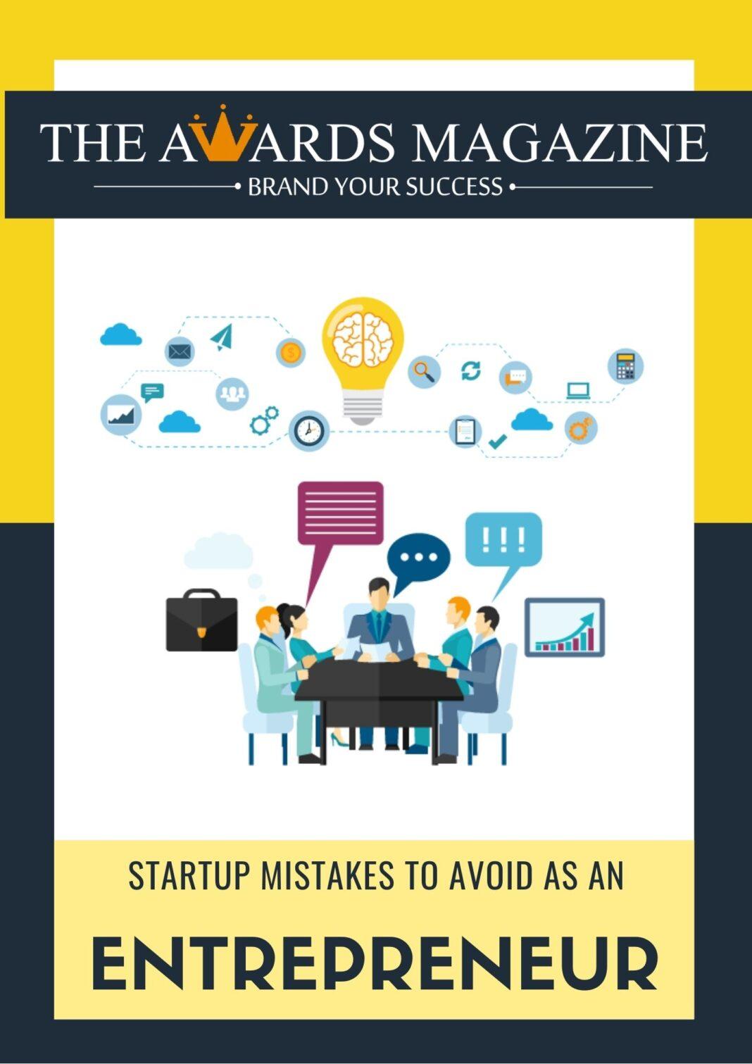 Top Startup Mistakes to Avoid as an Entrepreneur