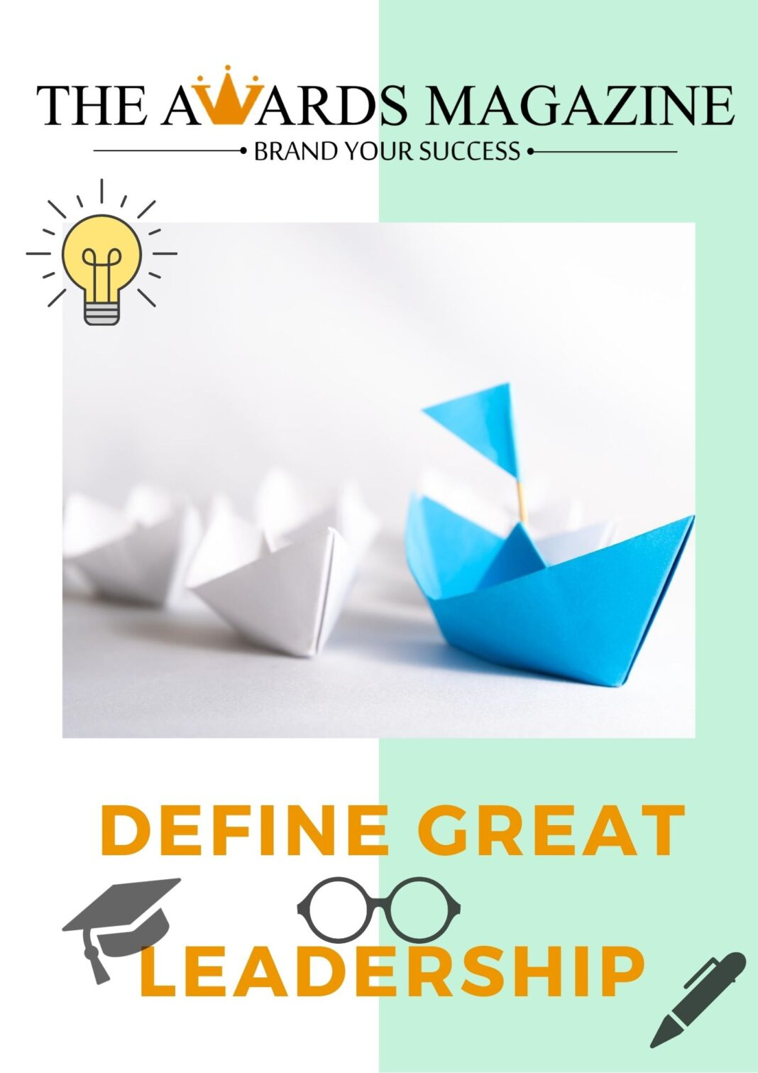 How do you Define Great Leadership?
