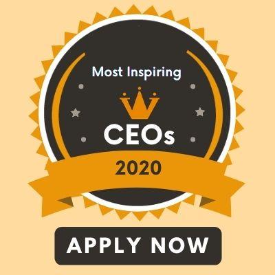 Most Inspiring CEOs 2020