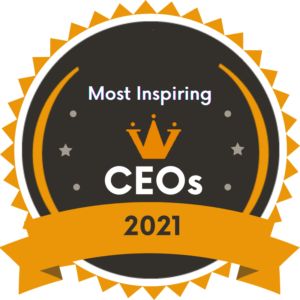 Most Inspiring CEOs of the Year 2021