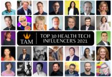Top 30 Health Tech Influencers 2021