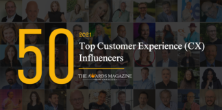 Top CX Influencers & Leaders 2021