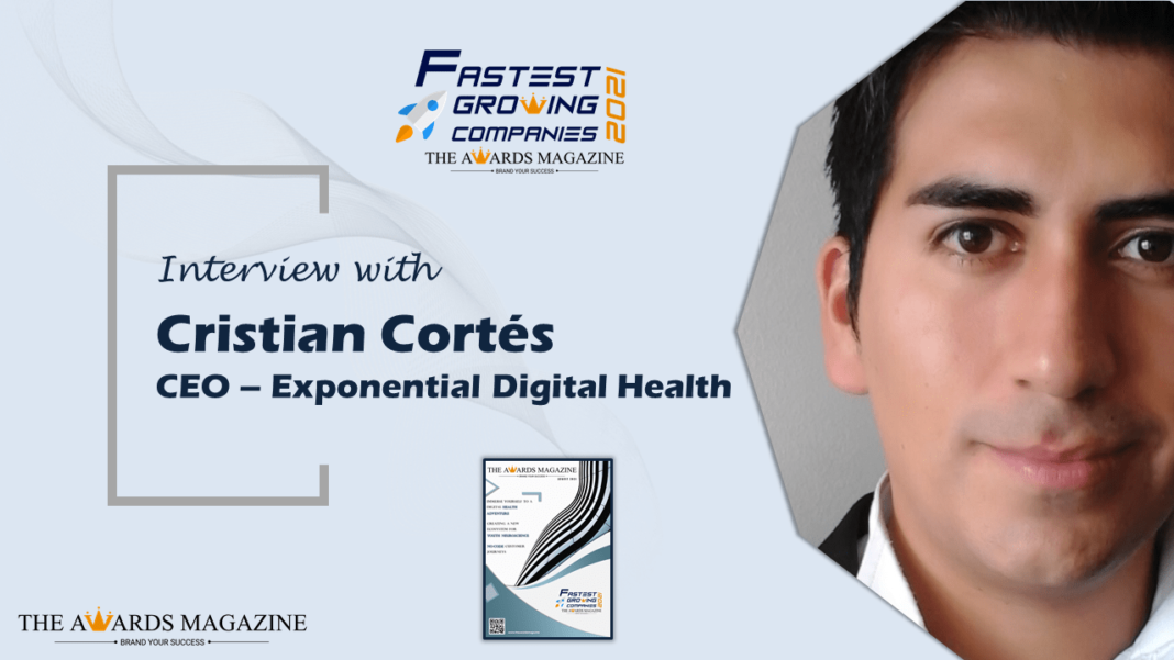 Fastest Growing Companies 2021 - Exponential Digital Health